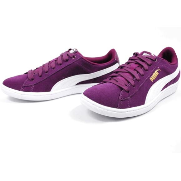 Vikky Soft Foam Padded Violet Purple